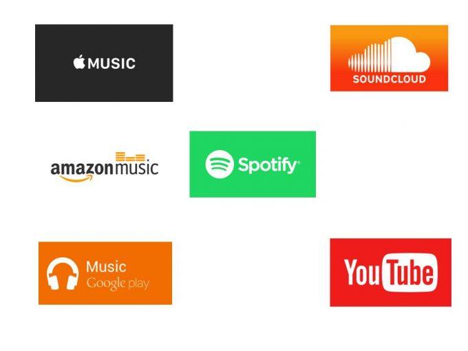 音楽クラウドサイト